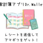 家計簿アプリDr.Wallet